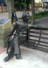 PM Sir John A Macdonald in Charlottetown