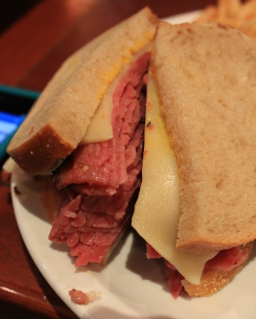 Montreal - smoked meat