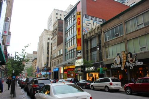 Montreal - Sainte Catherine