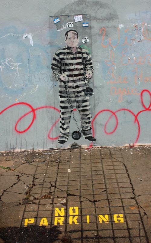 New Orleans - Banksy