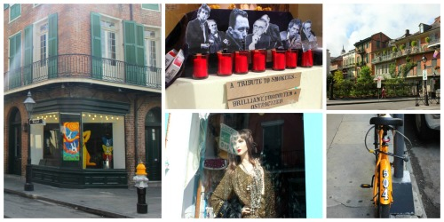 New Orleans - Royal St collage