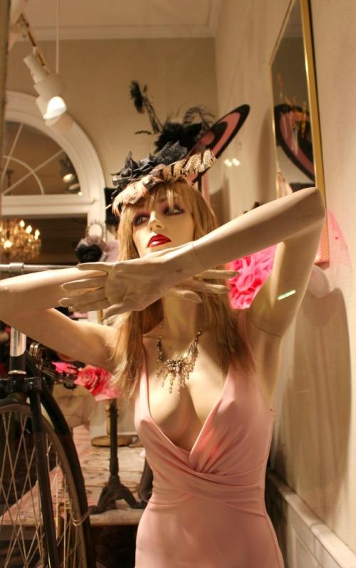 New Orleans - vintage lady