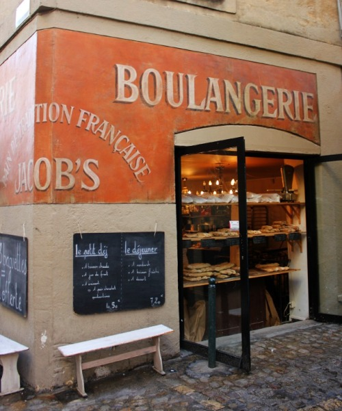 France - Aix boulangerie