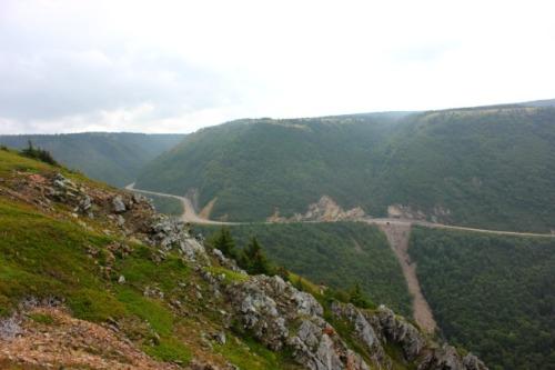 NS - Cape Breton's Cabot Trail