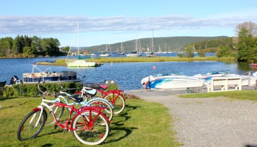 NS - Baddeck Bay at Inverary Resort