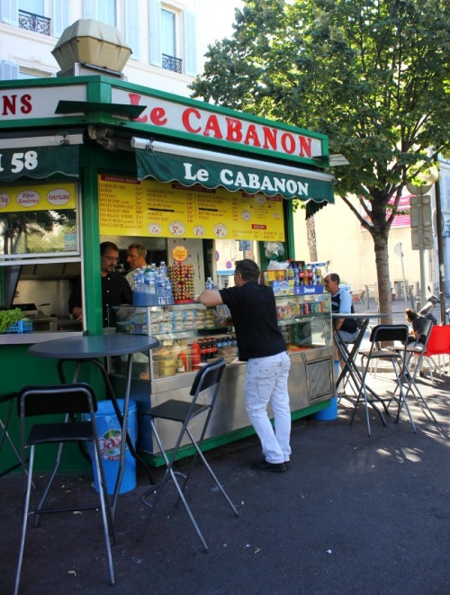 France - Marseille Le Cabanon
