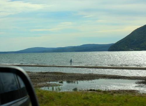 NS  - Cape Breton North River view