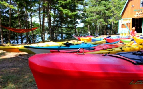 NS - North River kayaks