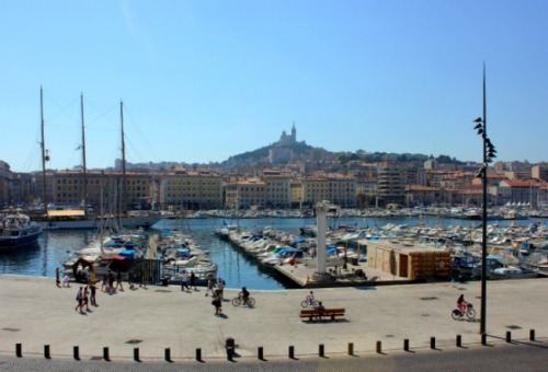 France - Marseille Old Port