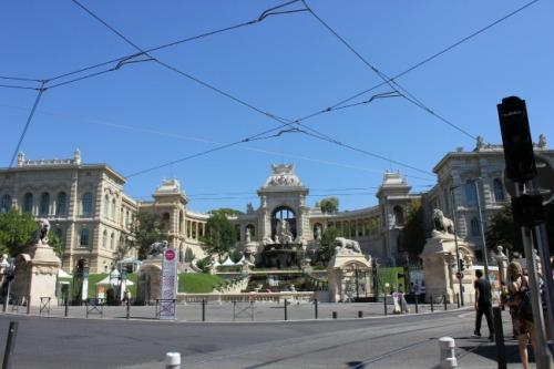 France - Marseille Palais Longchamp