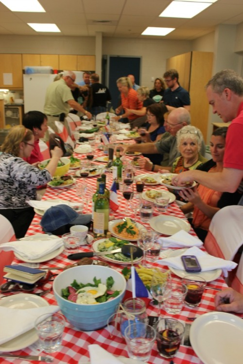 NS - RSG cooking class luncheon