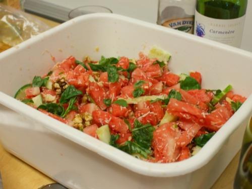 NS - RSG watermelon salad