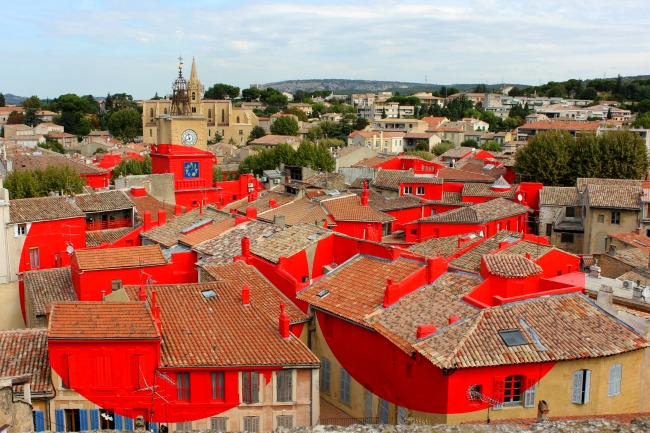 The rooftops of salon de provence gone to swan - Restaurant pakistanais salon de provence ...