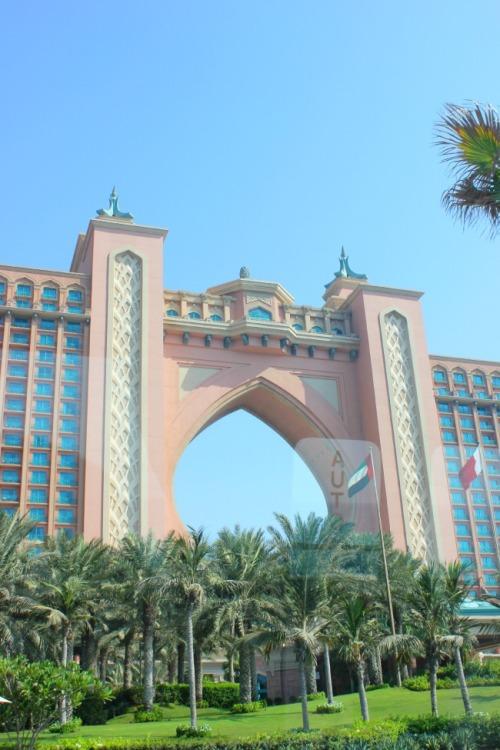 UAE - Dubai Atlantis hotel