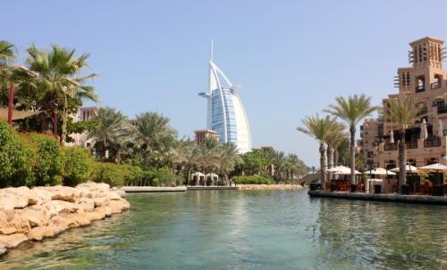 UAE - Dubai Burj Al Arab