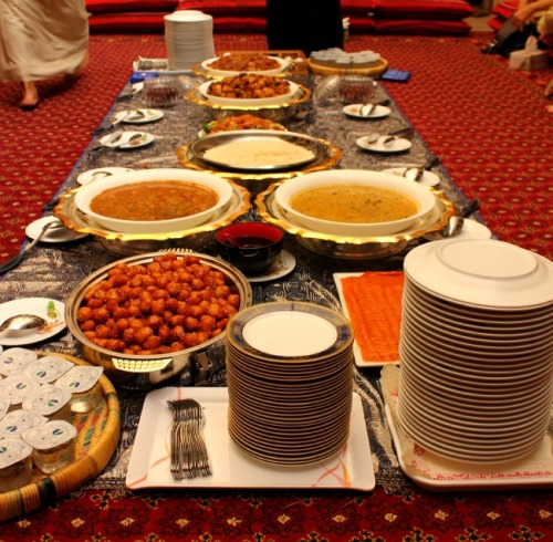 UAE - Dubai lunch