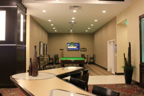 Dallas - HW snooker