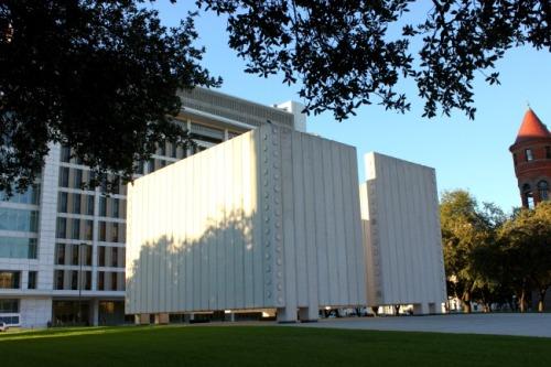 Dallas - JKF memorial