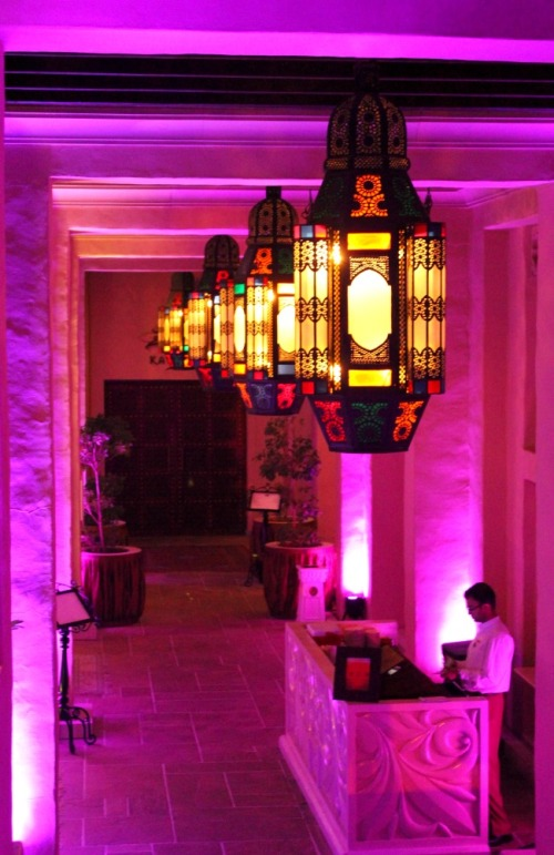 UAE - Dubai Tagine lanterns