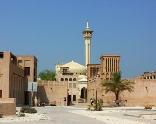 UAE - Dubai Jumeirah mosque
