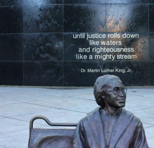 Dallas - Rosa Parks