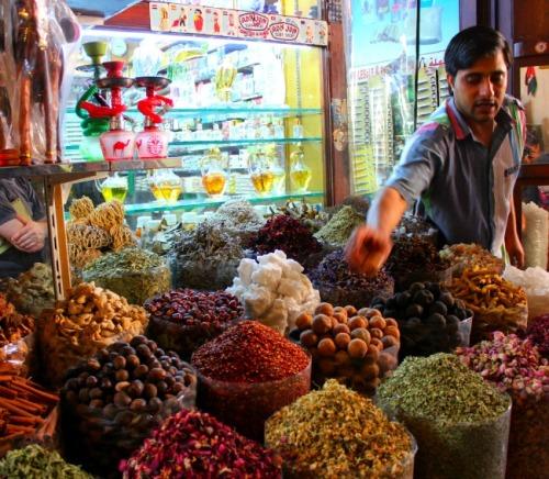UAE - Dubai spice souk