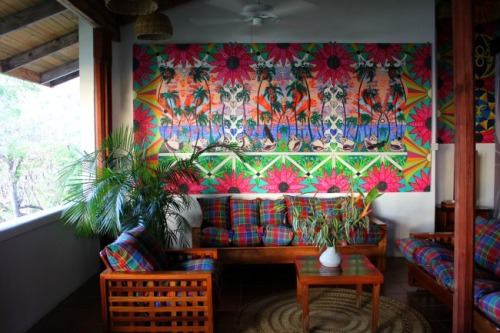 St Lucia - Anse Chastenet room