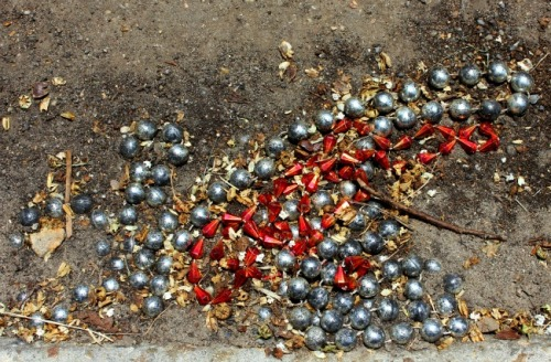 New Orleans - beads