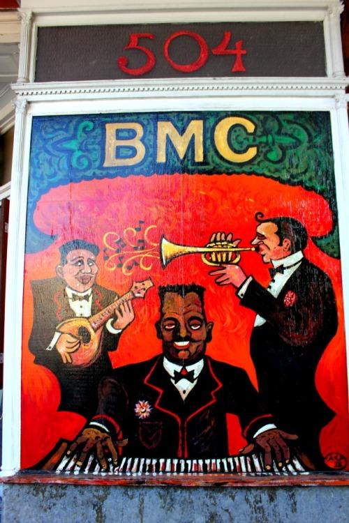 New Orleans - BMC