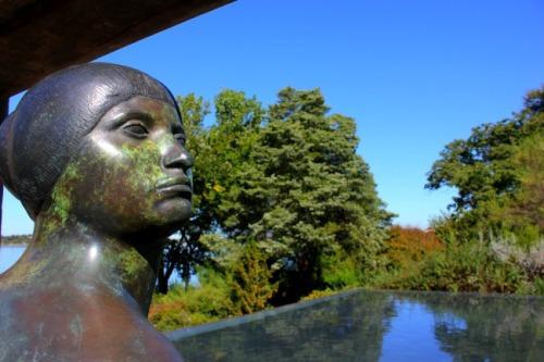 Dallas - Arboretum lady 2