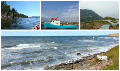 Cape Breton Island icons