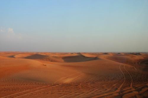 Dubai desert a
