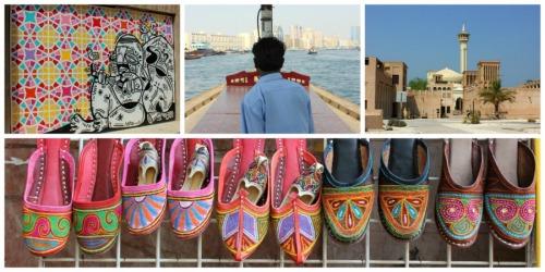 Dubai colours