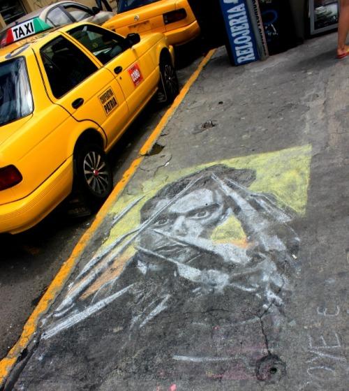 Quito - graffiti Edward