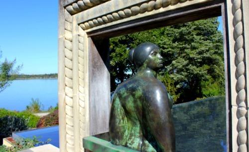 Dallas - Arboretum lady 3