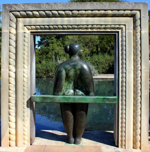 Dallas - Arboretum lady