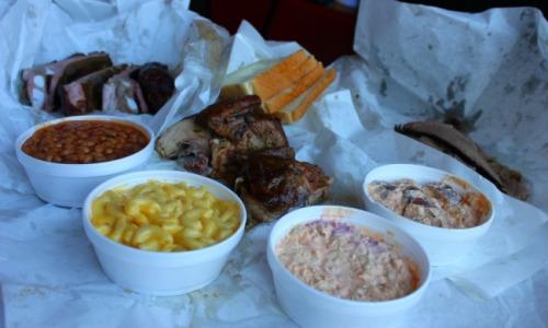 Dallas - Lockhart lunch