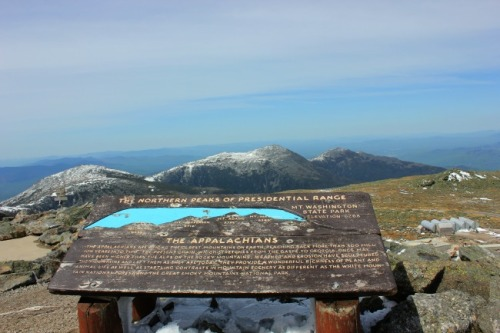 New Hampshire - Mt. Washington