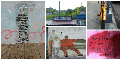 New Orleans - summer collage
