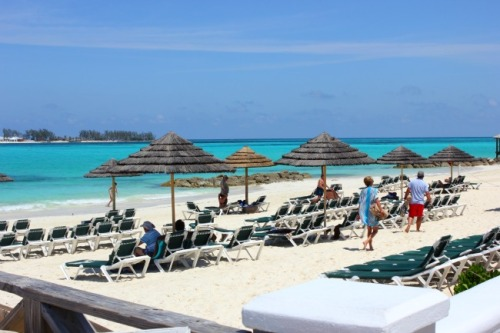 Nassau - Sandals beach