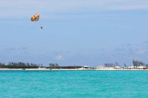 Nassau - parasailing