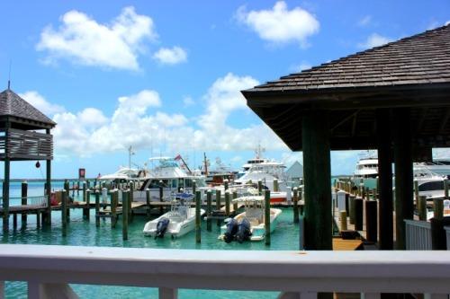 Harbour Island - V marina