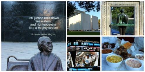 Dallas - city collage