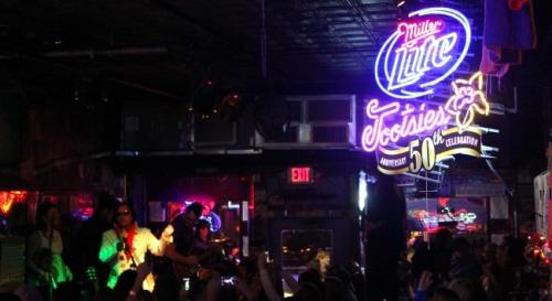 Nashville - Tootsie's Elvis