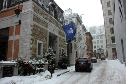 Quebec - Auberge Saint Antoine
