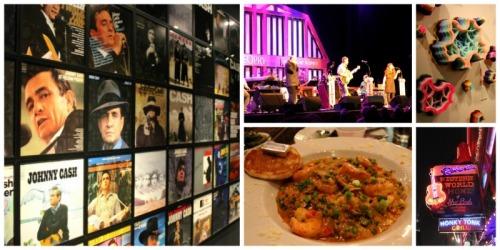 Nashville - city collage