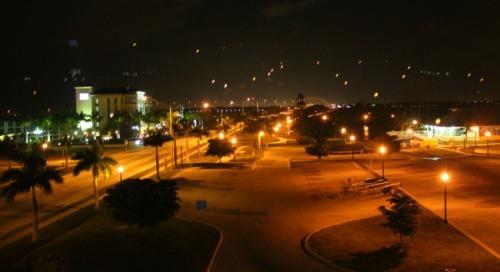 Florida - Punta Gorda lights