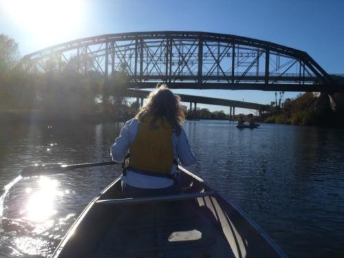 Arizona - canoeing Colorado River