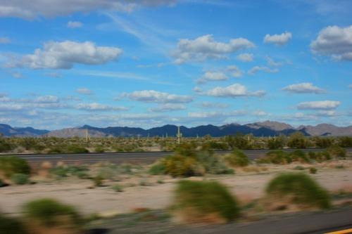 Arizona - highway view