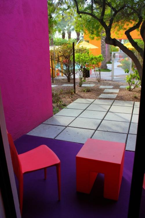 Scottsdale - Saguaro path to pool